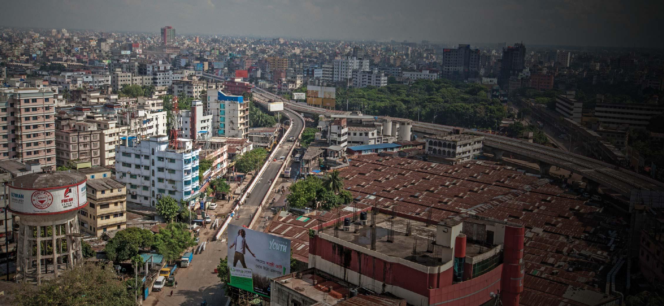advantage of living in dhaka city