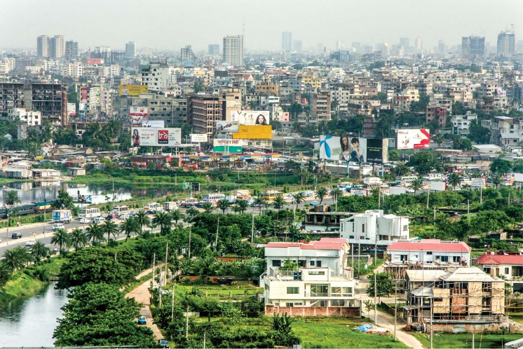 assignment on real estate business in bangladesh