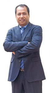 A H Aslam Sunny Managing Director,  CRONY group