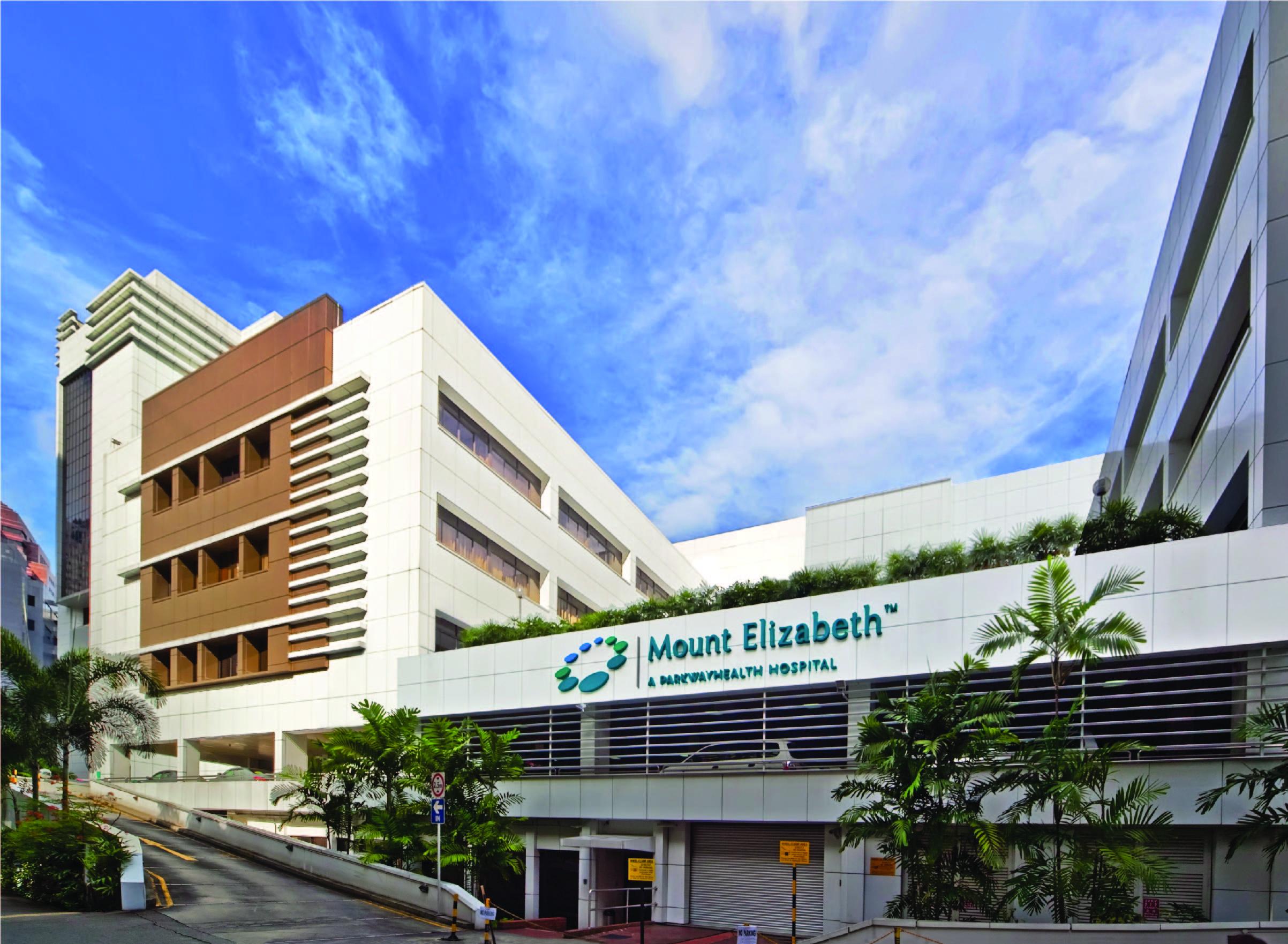 Mount Elizabeth Hospital, Singapore - ICE Business Times