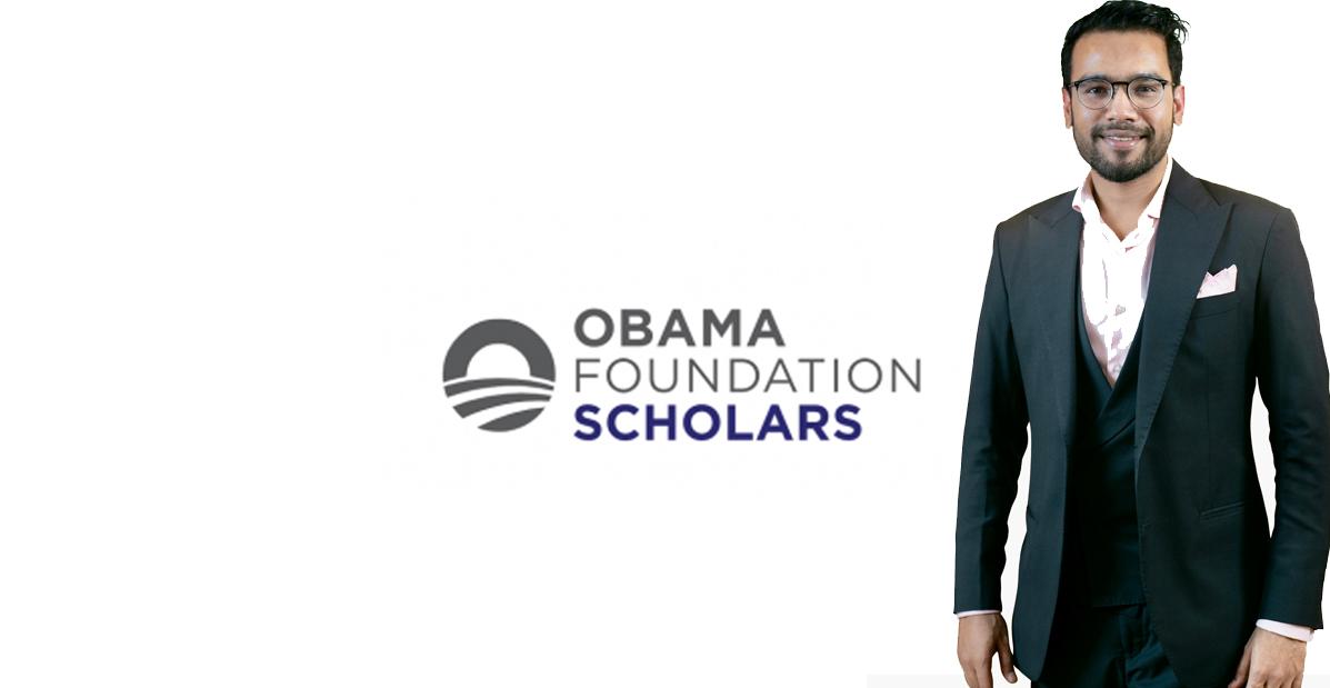 Shazeeb M Khairul Islam   Obama Foundation Scholars