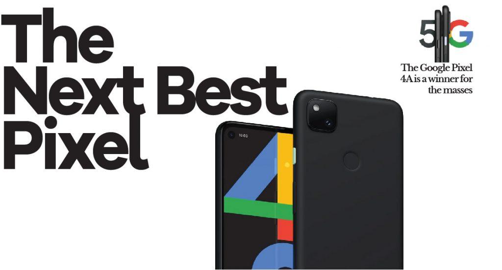 The Next Best Pixel